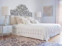 interest to white bedroom decorating