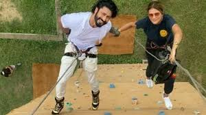 Vidyut Jammwal engaged to Nandita Mahtani, actor confirms: 'Did it the Commando Way' - Bharat Times English News