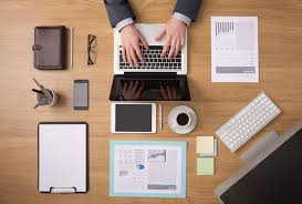 tidy office. Keep Your Office Space Tidy