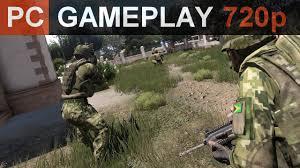 Arma <b>3 PC</b> Gameplay (720p) - YouTube