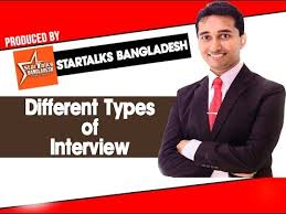 Different Types Of Job Interviews Different Types Of Job Interview Abeed Niaz Ceo Corporate Ask At
