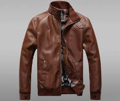 vintage pilot jacket