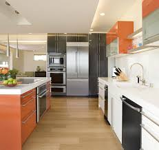 Microwave In Kitchen Cabinet Under Cabinet Microwave Oven Kitchen Contemporary With Bar Handles