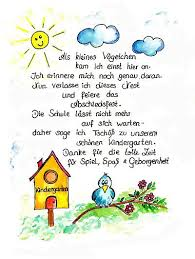 Abschied Kindergarten Sprüche Geschenk Abschied Kindergarten