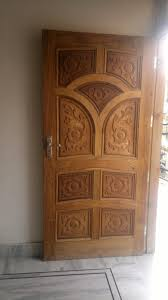 Teak Wood Door Designs Simple Main For Home Single Wooden Rooms