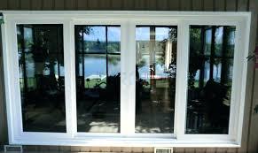 sliding door glass repair cost cost to replace sliding door with french doors glass door home depot sliding glass doors replace sliding glass patio door