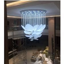 china big crystal chandelier crystal pendant for hotel project lighting meeting room lighting