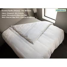 heavy winter quilts. Contemporary Heavy COMFORtech Plain DuvetsQuilts Heavy  For Winter And Heavy Quilts
