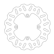 Rear nitro disc moto master