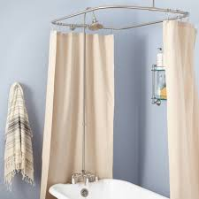 clawfoot tub shower kit barclay s porcelain by size handphone tablet desktop original size