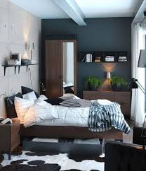 Furnish Small Bedroom Creative Painting