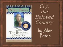 compare and contrast essay cry the beloved country cry the beloved country intro