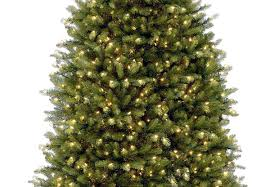 18ft Pre-lit Dunhill Fir Artificial Christmas Tree | Hayes Garden ...