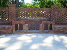 Small Picture Brick Wall Fence Designs Home Design Ideas