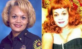 Dallas police lieutenant, whose husband was a slain officer, suspended over  gangsta rap video in which she threatens to shoot anyone who messes with  her | Daily Mail Online