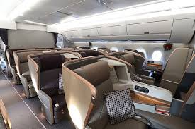 Best Ways To Book Singapore Airlines Business Class With
