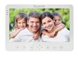 <b>Видеодомофон Falcon Eye</b> FE-101M белый купить в интернет ...