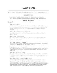 Movie Producer Sample Resume Film Producer Resume Sales Producer Lewesmr 19