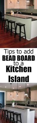 Kitchen Island Beadboard Kitchen Island Bead Board How To Decor And The Dog