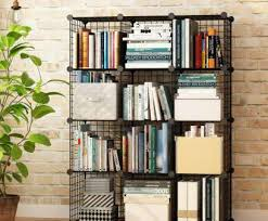 12 wire closet shelving top details about 12 wire cube storage metal shelving unit bookcase