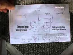 3 wire trailer light diagram 3 image wiring diagram trailer lighting converter 4 wire to 3 wire system using radio on 3 wire trailer light