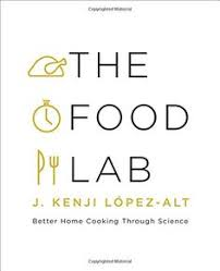 the food lab better home cooking through science a grand tour of the science of cooking explored through por american dishes ilrated in full