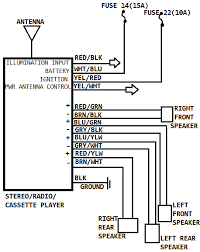 acura integra speaker wiring diagram acura wiring diagrams 98 acura integra stereo wiring diagram