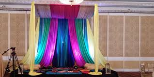 home decoration for indian wedding. mehndi / sangeet home decoration for indian wedding g