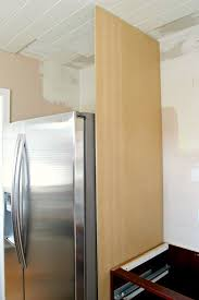 diy refrigerator cabinet fieldcourt com