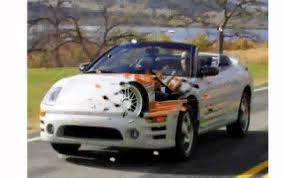 2004 Mitsubishi Eclipse Spyder GT - Specs - YouTube