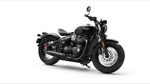 2018 triumph bonneville bobber black review cycle world