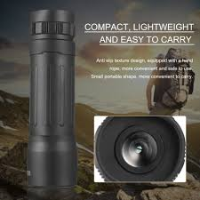 Photography 101 Lenses Light And Magnification Us 4 11 12 Off 101 1000m View Hunting Pocket Hd 10x25 Magnification Monocular Scope Hiking Telescope Optic Lens Folding Travel Camping Eye View In