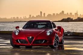 Alfa Romeo 4C Gets Minor Changes for 2018 » AutoGuide.com News