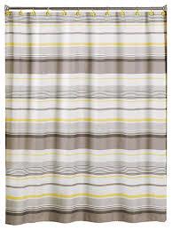 saay knight spring garden stripe shower curtain