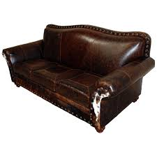 Leather Chairs Living Room Western Leather Furniture Cowboy Furnishings From Lones Star