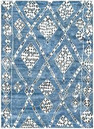 moroccan area rugs collection blue moroccan trellis area rug