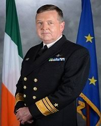 Vice Admiral Mark Mellett DSM, PhD | University College Cork