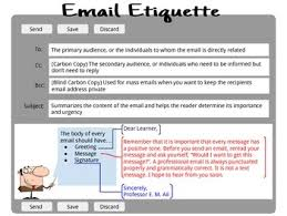 Email Etiquette Teaching Resources Teachers Pay Teachers