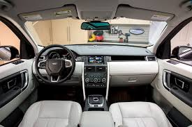 land rover 2015 discovery interior. our view 2015 land rover discovery sport interior o