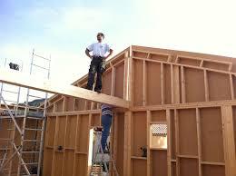 20 Et 21 Octobre 2012 Autoconstruction D Une Maison A Ossature Bois