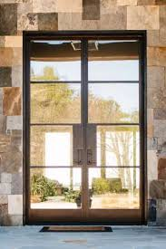 contemporary clark hall doors and windows