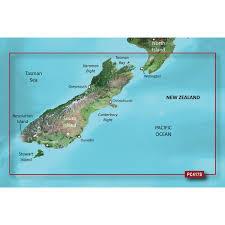 G2 Vision Chart Garmin 010 C0875 00 Bluechart G2 Vision New Zealand South Microsd Format Electronic Chart