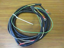 806 farmall zeppy io farmall 806 gas tractor main front harness w gen wiring harness ih 393564r91