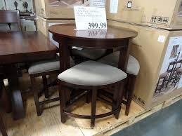 amusing round tables costco