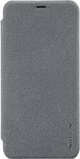 <b>Чехол</b>-книжка <b>Nillkin</b> Sparkle для P Smart, 6902048152373, черный