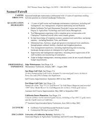 Construction Superintendent Resume Sample Enomwarbco Download Golf