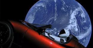 tesla car in space live. tesla car in space live k