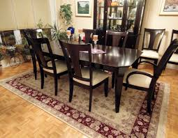 dining room rugs on carpet. Carpet Under Dining Room Table Rug Size For Rugs Pertaining To Prepare On