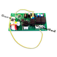 details about liftmaster 45act logic boards replacement parts garage openers 8355 8557 8587