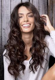 Hair Style For Long Thin Hair curly hairstyle long hair women medium haircut 8785 by wearticles.com